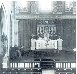 Click for a larger image of St Maries in the early 20th Century